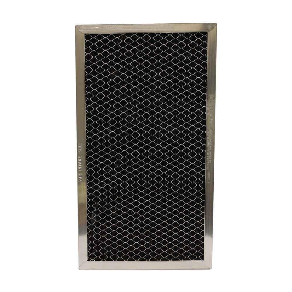 Carbon Range Hood Filter 3-7//8 x 6-1//8 x 3//8 American Metal